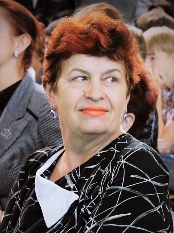 Албутова Людмила Ивановна (фото)