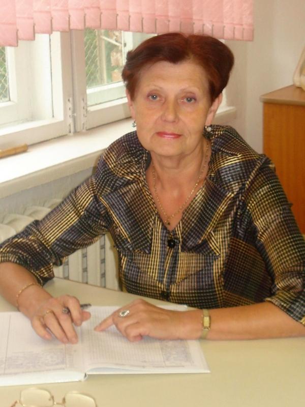Мельникова Евгения Михайловна (фото)