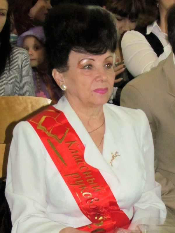 Полывченко Валентина Ивановна (фото)