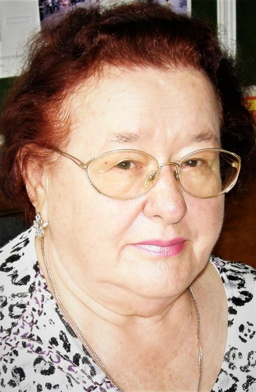 Яблонская Александра Филимоновна (фото)