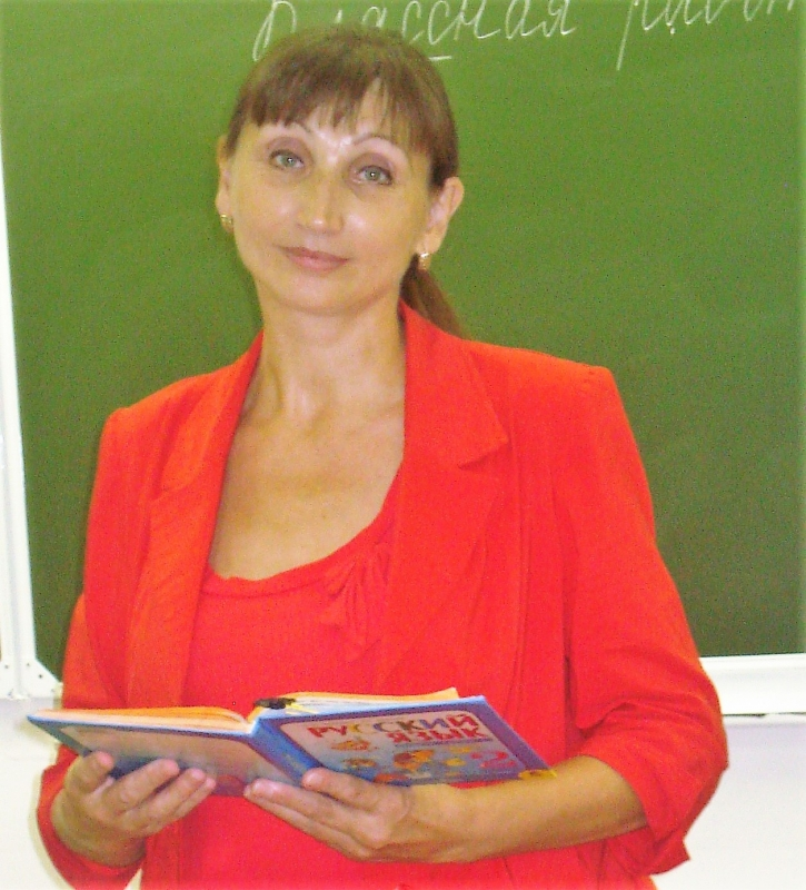 Безбородова Вера Александровна (фото)