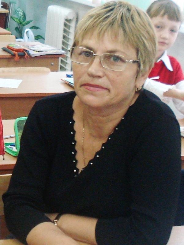 Пацеля Алла Семеновна (фото)